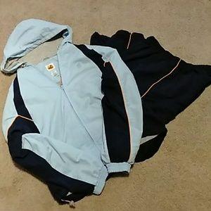 AFI soft sport hoodie set (medium)
